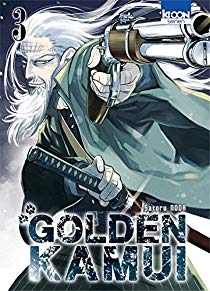 Manga - Golden Kamui, tome 3