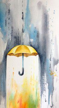 he Rain ♥