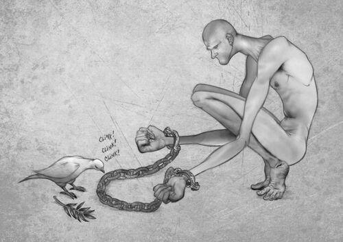 Al Margen et ses dessins satiriques