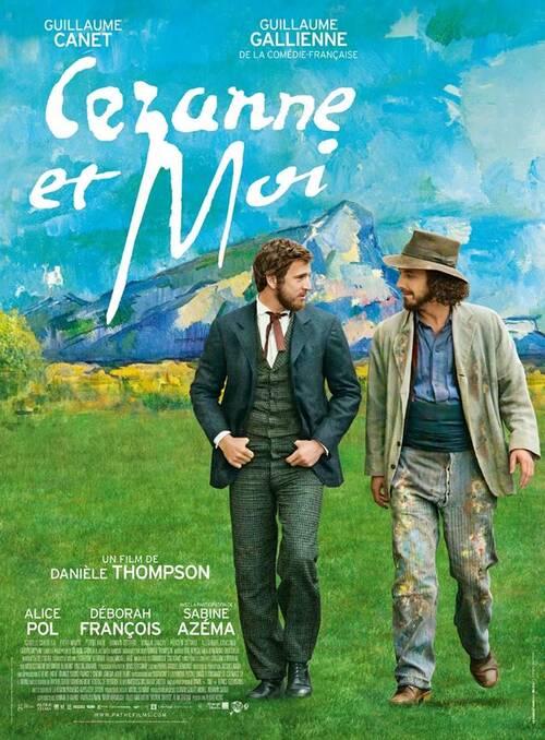 Cézanne et moi (Teaser) avec Guillaume Canet, Guillaume Gallienne, Alice Pol - Le 21 septembre 2016 au cinéma