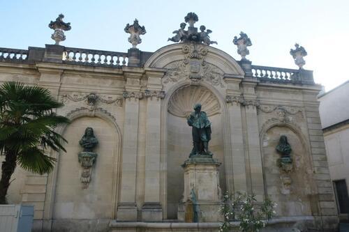 La Fontaine Callot à Nancy