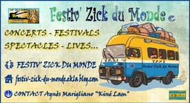 Présentation  / Festiv' Zick du Monde ©