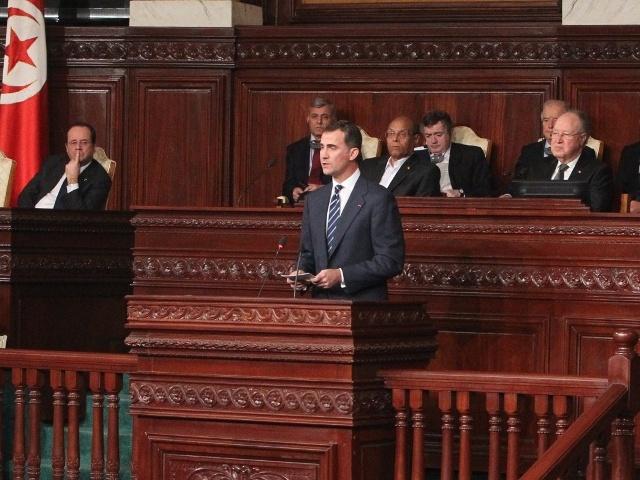 Felipe en Tunisie