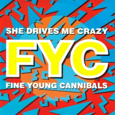Fine Young Cannibals - She Drives Me Crazy - 1988