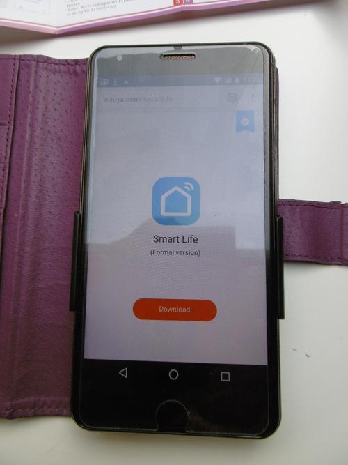 Prise Intelligente Télécommande WIFI,/ECHO