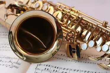 Saxophonie (compo ) par Ricou