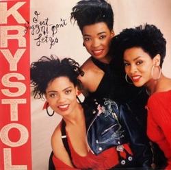 Krystol - I Suggest U Don't Let Go - Complete LP