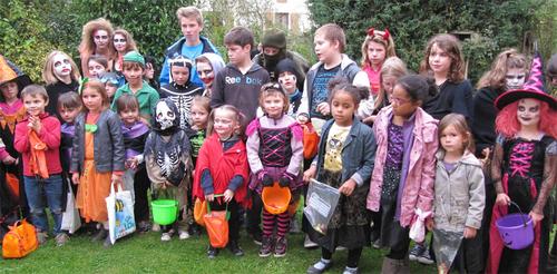 Succès « monstre » pour Halloween !