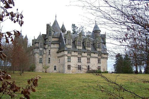 Dordogne - Mialet