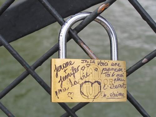 cadenas amour pont archevêché 7