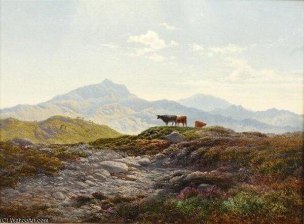 Peinture de : Arthur Gilbert