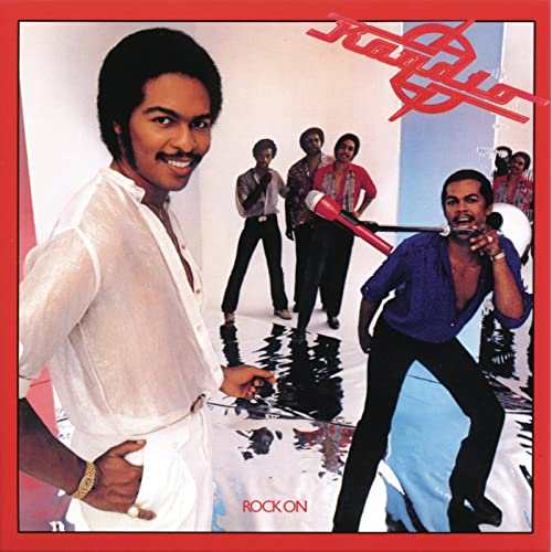 RAYDIO (RAY PARKER Jr) - You Can't Change That (1979)  (Hits)