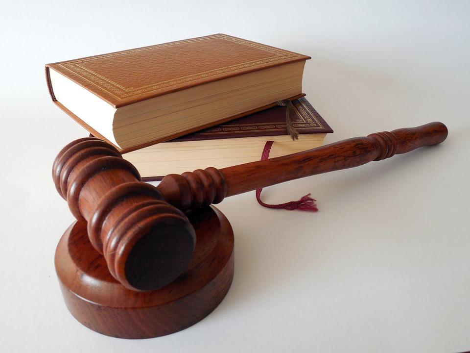 Hammer, Livres, Droit, Tribunal, Avocat, Paragraphes