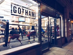 dance ballet studio gotham gym boxing west village