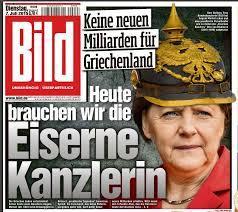 Le « compromis Hollande – Merkel » : la GRÈCE  placée au sein de l'Union européenne, dans une colonie pénitencière [par Jean LÉVY]