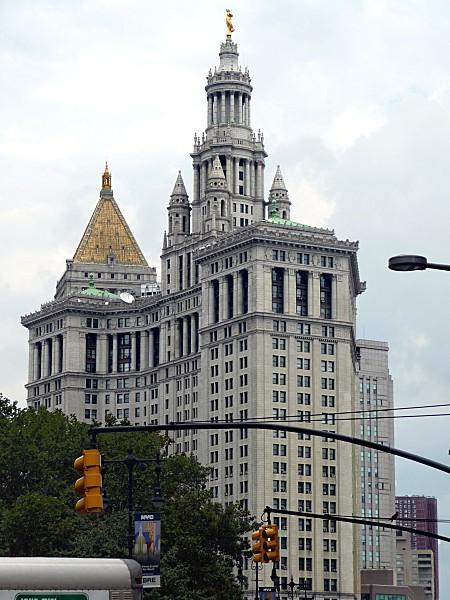 New York Mairie