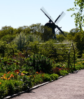 Malmö, sa vieille ville et ses parcs
