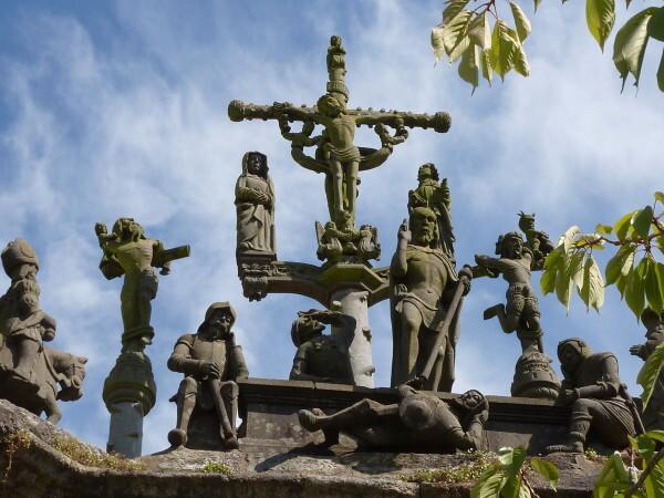 Pleyben (La crucifixion)