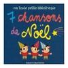 7 chansons de Noël Coffret en 7 volumes
