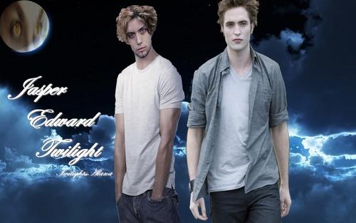 "fond d'écran twilight ""mes créas"""