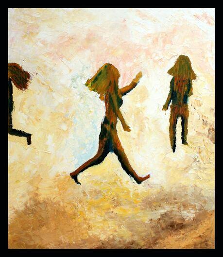 Femmes - Peinture contemporaine