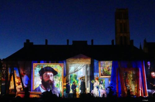 Spectacle de l'étė    RENOIR EN GRAND å Limoges jusqu'au 29 juillet
