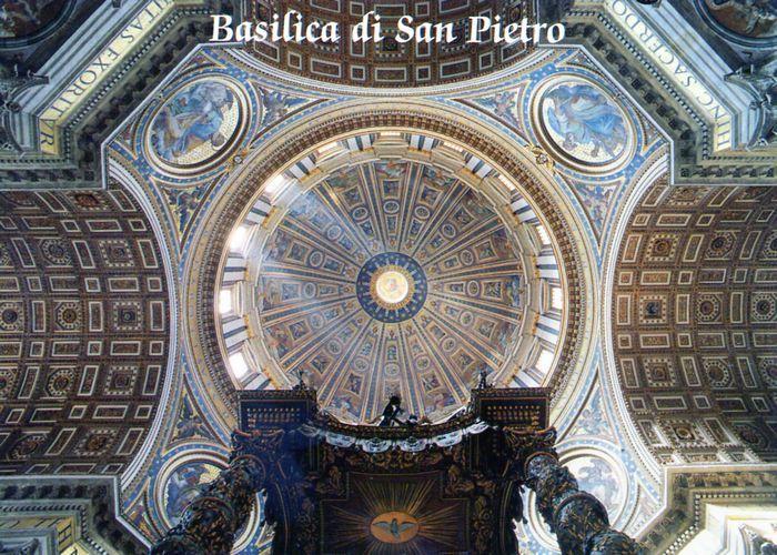 Baisilique Saint Pierre de rome, Italie