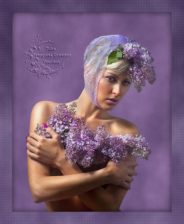 Femmes fleurs (01 à 07)