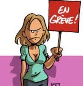 Val Rosay / Tresserve : les salariés mobilisés