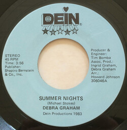 Debra Graham - Summer Nights