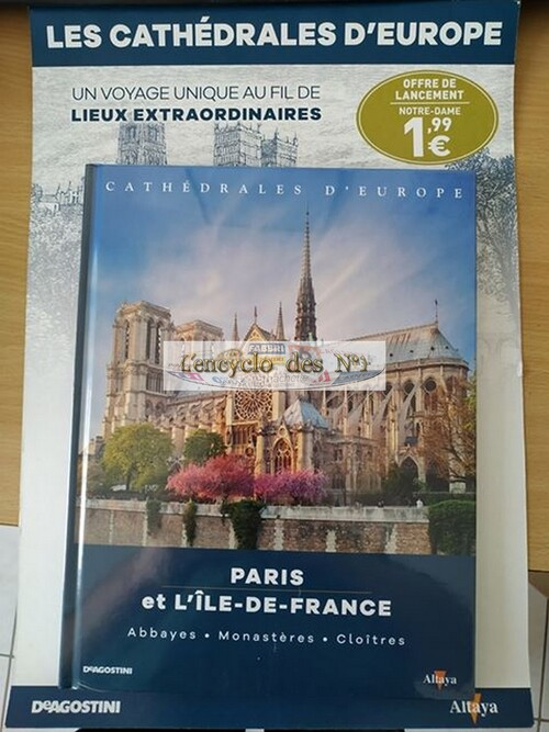 N° 1 Cathédrales d' Europe - Test