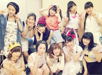 The Girls Live ai takahashi morning musume'14