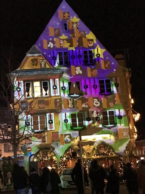 Marchés de Noël à Colmar le 07/12/18