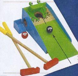 Golf grenouille