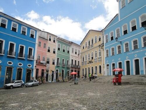 Salvador de Bahia et Tinharé