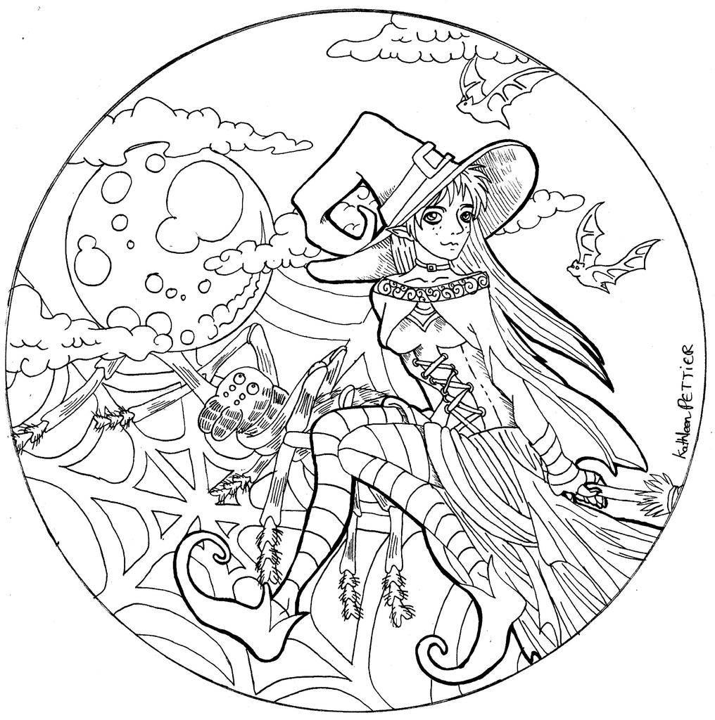 Mandala imprimer new calendar template site - Mandala de chevaux ...
