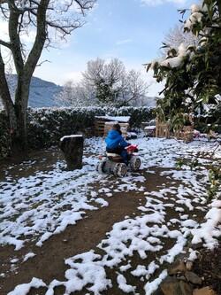 PS MS GS - Enfin la neige !!!