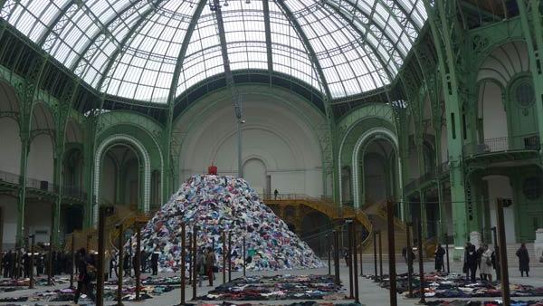 Personnes, Grand Palais, 2010