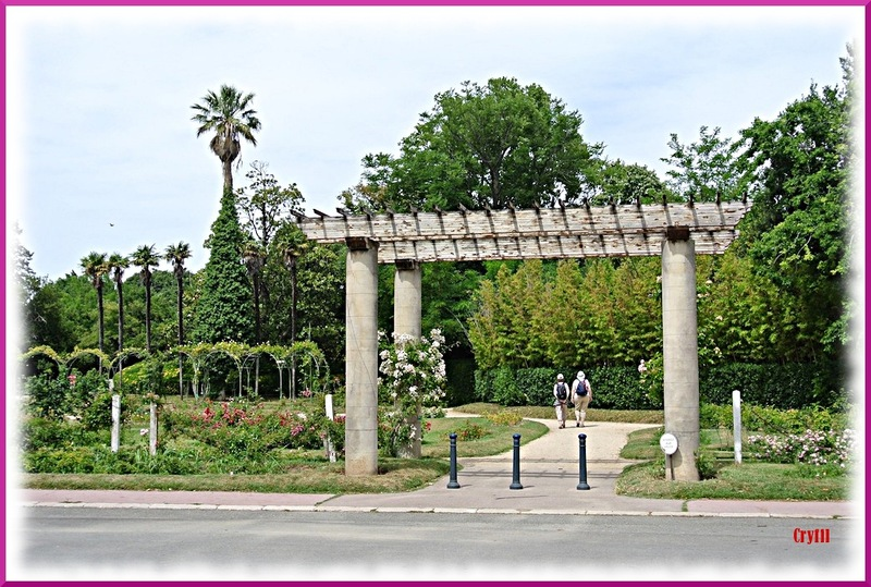 Promenade au Parc Borely