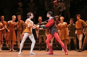 dance ballet story ballet renaissance