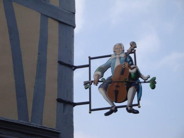 Enseigne (luthier)