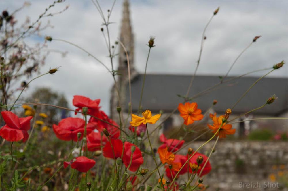 Lanvaudan,église Saint Maudé