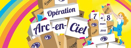 [Ecole] Opération Arc-en-Ciel 2015