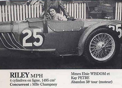 Elsie Mary Wisdom