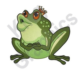 Grenouille = Prince charmant.