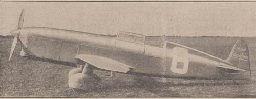 CAUDRON C362 Raymond DELMOTTE coupe Deutsch de la Meurthe 1933