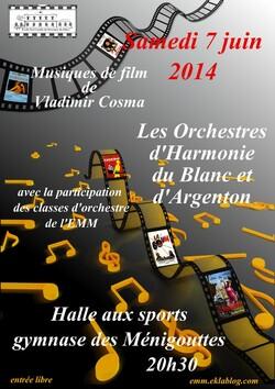 A venir : Concert orchestre d'harmonie