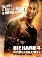 Die Hard 4 : Retour en enfer affiche