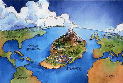 Nous voudrions tout savoir de l'Atlantide ...