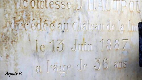31410 Longages en Comminges ...Stèles médiévales Templières ,N inversés et tombeaux de Hautpoul ...